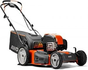 Husqvarna 22 walk behind lawn mower