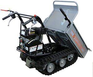 All-Terrain Power Cart with 6.5 HP 196cc Engine