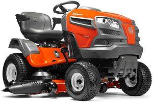 Husqvarna tractor mower