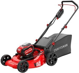 Craftsman 3in1 lawn mower