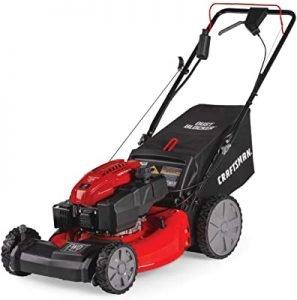 Craftsman M275 self-propelled lawn mower