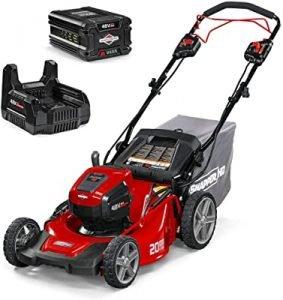 Snapper HD 48V Cordless lawn mower
